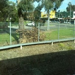 Photo taken at Gardiner Station by Andrew C. on 8/9/2014