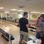 Photo taken at Woodlawn Duckpin by Danielle W. on 7/23/2014