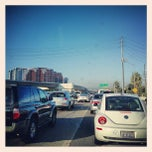 Photo taken at CA-55 (Costa Mesa Freeway) by Charles S. on 9/25/2012