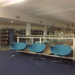 Photo taken at Boots Library by David Z. on 10/16/2013