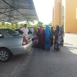 Photo taken at Masjid Al-Ansar, Changkat Lada by azfar a. on 10/24/2012