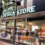 Photo taken at MoMA Design Store by Kate K. on 9/26/2012