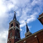 Photo taken at St. Aloysius Church by Kate K. on 5/25/2013