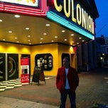 Photo taken at The Colonial Theatre by Paul T. on 9/23/2013