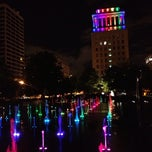 Photo taken at Citygarden by Steve P. on 6/30/2013