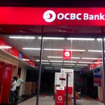 Photo taken at OCBC Bank by Andrew Rahman W. on 10/8/2013