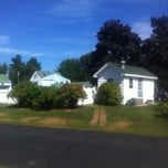 Photo taken at Ne'r Beach Motel by David B. on 8/16/2013