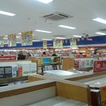 Photo taken at Gramedia by Alvin W. on 4/13/2013