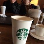 Photo taken at Starbucks | 星巴克 by Paul L. on 2/19/2015