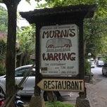 Photo taken at Murni's Warung by Cindy L. on 10/15/2013