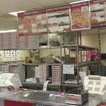 Photo taken at Papa John's Pizza by Eric C. on 2/28/2014