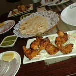 Photo taken at Daawat Authentic Indian Cuisine (HALAL) by Ismail S. on 11/24/2013