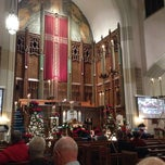 Photo taken at Bethany United Methodist Church by Chad B. on 12/25/2013