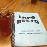 Photo taken at Lapo Resto by William W. on 3/14/2013