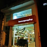 Photo taken at Lomography Gallery Store by Richard L. on 12/26/2013