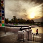 Photo taken at White River State Park | @WhiteRiverStPrk by Hiram F. on 9/30/2012