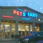Photo taken at PetSmart by Jacquie P. on 10/16/2013