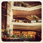 Photo taken at Copley Place by Shannon S. on 10/1/2012