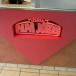 Photo taken at Papa John's Pizza by Emmanuel N. on 2/16/2013