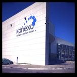 Photo taken at Konexo by Guri on 2/28/2013
