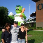 Photo taken at PK Park by Radio M. on 7/3/2013
