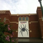 Photo taken at University of Richmond by Greta P. on 7/22/2013
