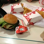 Photo taken at Chick-fil-A by Maria P. on 12/29/2012