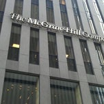 Photo taken at The McGraw-Hill Companies by Shawn L. on 4/13/2012