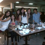 Photo taken at Makassar Suki Cafe and Resto by Elsa L. on 4/7/2012