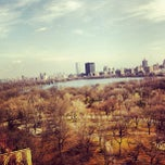 Photo taken at 225 Central Park West by Francelli P. on 3/8/2012