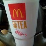 Photo taken at McDonald's by Cynthia W. on 8/7/2012