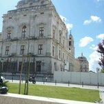 Photo taken at Mafra by Rui T. on 4/7/2012