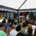 Photo taken at Iglesia Cristo del Buen Viaje by Salvador on 4/1/2012