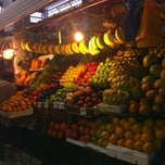 Photo taken at Mercado de Santa Tere by Olivia R. on 8/25/2012