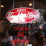 Photo taken at Tim Hortons by Suzana F. on 7/10/2012