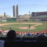 Photo taken at Fort Wayne TinCaps Baseball by Forest S. on 5/15/2012