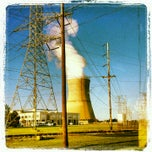 Photo taken at Davis-Besse Nuclear Power Station by Kile XY on 8/20/2012