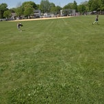 Photo taken at Beech Street Baseball Fields by Mike M. on 5/12/2012