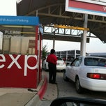 Photo taken at Express North Parking by James K. on 6/18/2012
