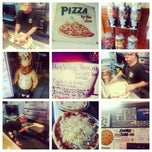 Photo taken at Frank's Roman Pizza by Ask Asheville on 7/25/2013