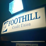 Photo taken at Foothill Federal Credit Union by L Jp M. on 6/7/2014