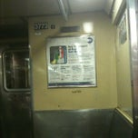 Photo taken at MTA Bus: M20/M104 - 8 Av - W 49 St (Uptown) by Wen Z. on 11/2/2013