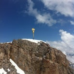 Photo taken at Zugspitze [2.962 m] by Richard B. on 5/3/2013