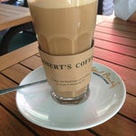 Photo taken at Robert's Coffee by Bedii D. on 5/21/2013