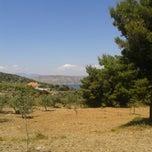 Photo taken at Καμπόλι by Demetris P. on 4/20/2014