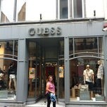 Photo taken at Guess by Busra G. on 6/27/2012