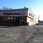 Photo taken at CVS Pharmacy by Maryann M. on 1/26/2013