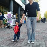 Photo taken at 라페스타 (Lafesta) by Jacquelyn P. on 10/28/2012