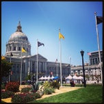 Photo taken at San Francisco City Hall DPW Director's Office by Gala S. on 4/27/2013