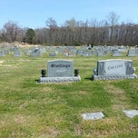 Photo taken at Cedarwood Cemetery by Derrick S. on 4/7/2013